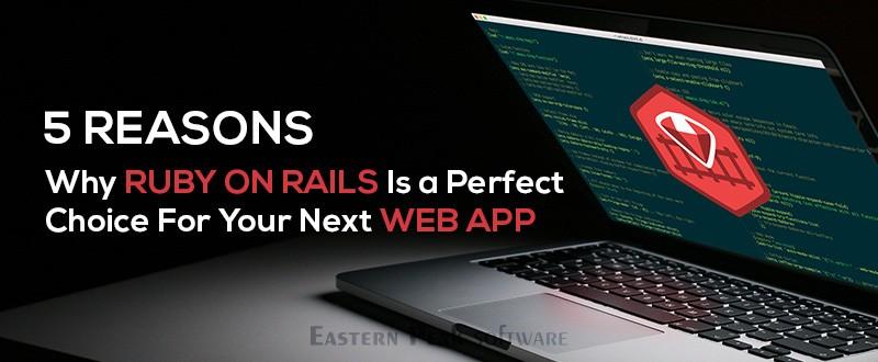 Why Ruby on Rails