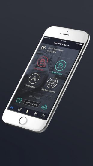 automotive-app-for-israeli-market-cobra-code-by-car-maintenance-app-developers-eastern-peak-team-app-screenshot
