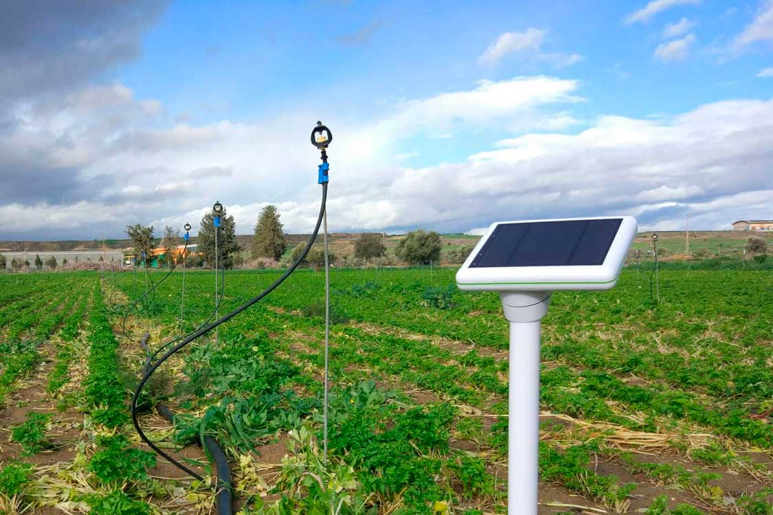 Iot In Agriculture 5 Technology Use Cases For Smart