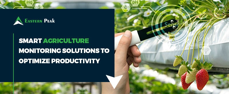 smart-agriculture monitoring
